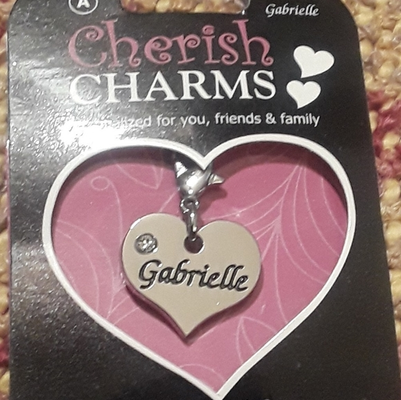 Jewelry - Gabrielle Name Charm